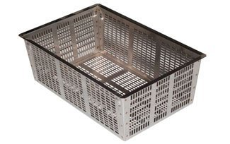 Stainless Steel Wash Baskets
